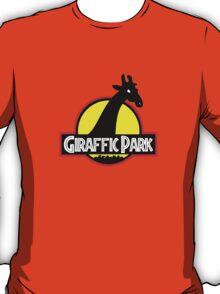 Giraffic Park T-Shirt