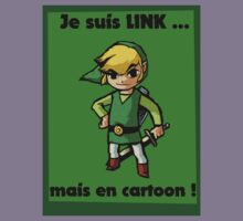 Link is not just a Cartoon ! by TeamTeen