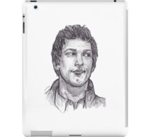 Jake Peralta iPad Case/Skin