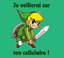 Link veillera sur ton cellulaire ! by TeamTeen