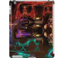 Light painting #4793 iPad Case/Skin