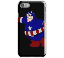 Captain Griffin iPhone Case/Skin