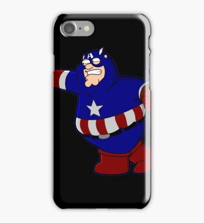 Captain Griffin iPhone Case/Skin