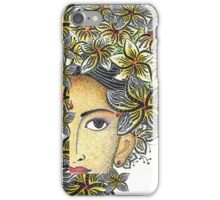 Balinese Lady iPhone Case/Skin