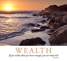 Wealth by Lisa Frost