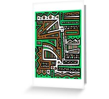 Kind Independent Thriving Quality Greeting Card