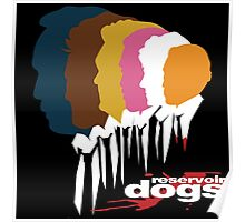 The Dogs- Reservoir Dogs Poster