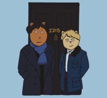 Sherlock and Friends by GeekyGarments