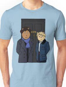 Sherlock and Friends Unisex T-Shirt