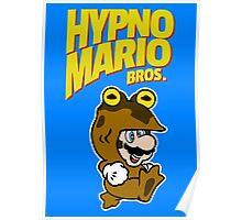 HypnoMario Bros Poster