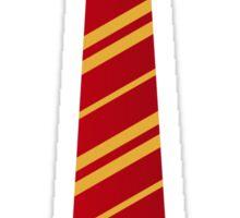 Gryffindor Tie Sticker