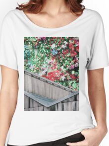 Party On The Roof Women's Relaxed Fit T-Shirt