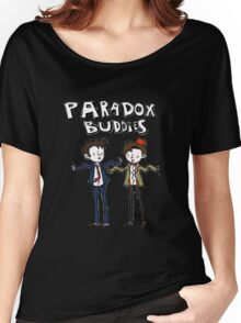 Paradox Buddies Women's Relaxed Fit T-Shirt