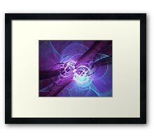 Fractal Art XII Framed Print