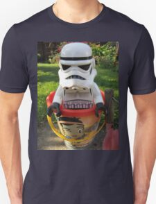 Dave Stormtrooper's Ready For The Beach Unisex T-Shirt