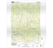USGS TOPO Map New Hampshire NH Alstead 329462 1998 24000 Poster
