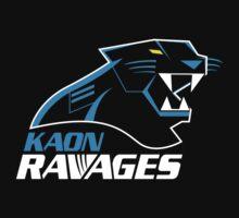 kaon ravages. by Dann Matthews