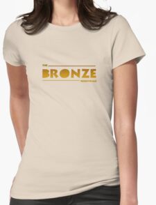 The Bronze, Sunnydale Womens Fitted T-Shirt