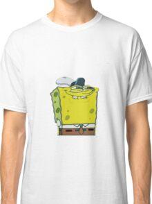 Seedy Spongebob - No Text Classic T-Shirt
