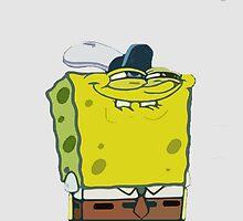 Seedy Spongebob - No Text by tomohawk64