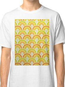 Retro Wallpaper Classic T-Shirt