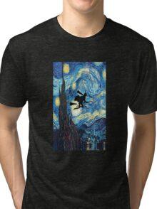 Harry Potter The Starry Night  Tri-blend T-Shirt