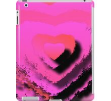 HEART LAYERS iPad Case/Skin