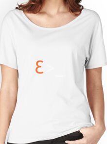 Love Terminal Women's Relaxed Fit T-Shirt