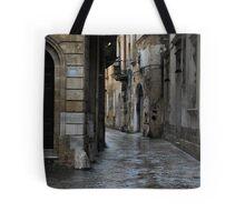 Streetscape in Baroque Tote Bag