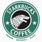 Game of Thrones Starbucks Coffee by jayebz
