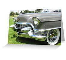 1955 Cadillac Greeting Card