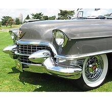 1955 Cadillac Photographic Print