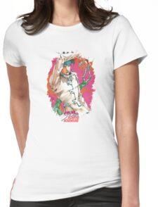 JoJo's Bizarre Adventure - Rohan Womens Fitted T-Shirt