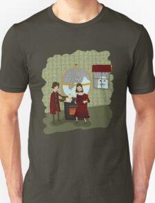 Snowglobes and Souffle Girl Unisex T-Shirt