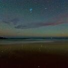 Southern Ocean & Stars from Parsons Beach by pablosvista2