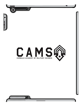 CAMS Dark Logo and Name by Christopher Bunye