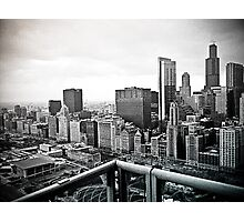 A View of Chicago Photographic Print