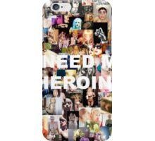 I need my heroine. iPhone Case/Skin