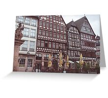 Frankfurt, Germany Greeting Card
