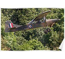 Beagle E.3 Mk.11 XP254 G-ASCC Poster