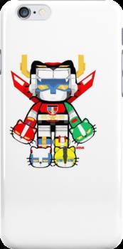 Hello Transformer by sayynicole