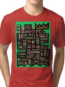 Imaginative Reliable Victorious Productive Tri-blend T-Shirt