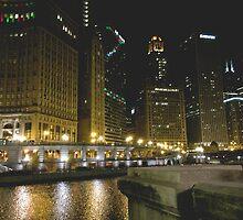 City River Lights by kalikristine