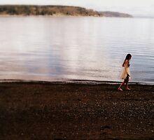 Walking Along the Beach by sarahd93