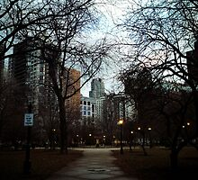 City Parks by kalikristine