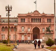 La Casa Rosada by photograham