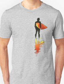 Surfing - Red T-Shirt