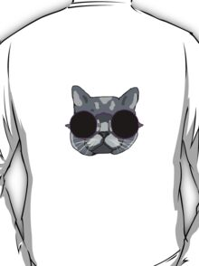 The Sophisticated Cat T-Shirt