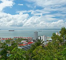 Sandakan Bay by Vickie Burt