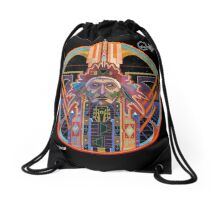 CLUTCH EARTH Drawstring Bag
